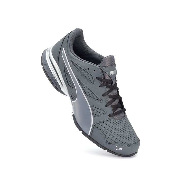 PUMA Tazon Modern FM Men's Running Shoes, Size: 10.5, Grey Other