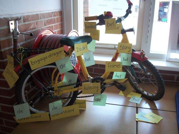 Thema vervoer met losse lidwoorden om te oefenen!