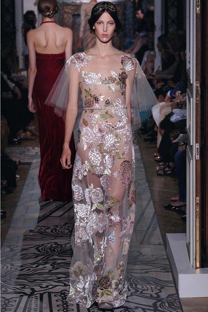a911af5f8 Valentino Haute Couture осень-зима 2011/12 #Valentino | Valentino ...
