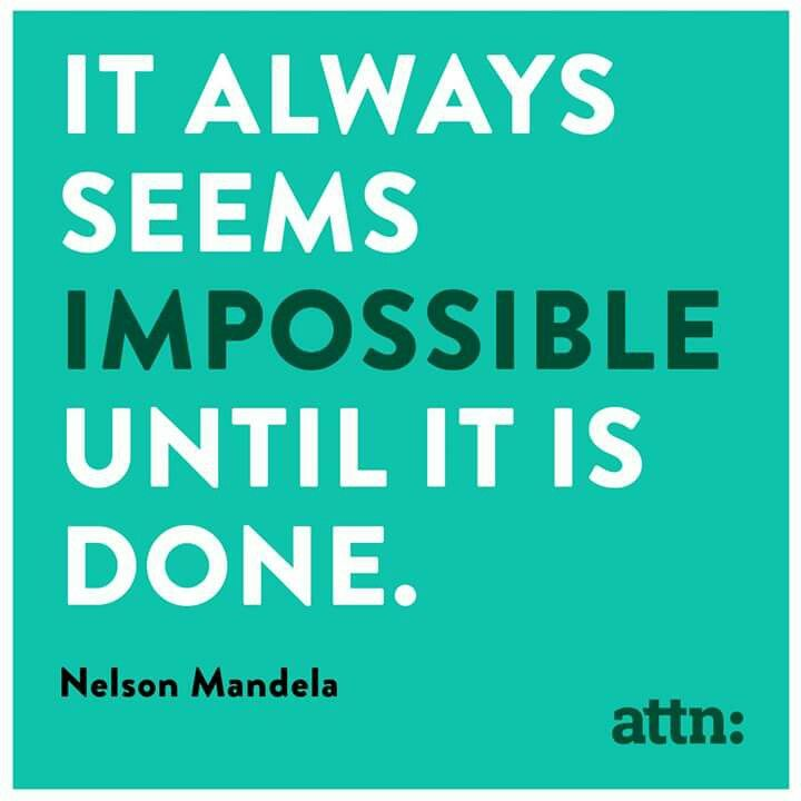 Love the impossible