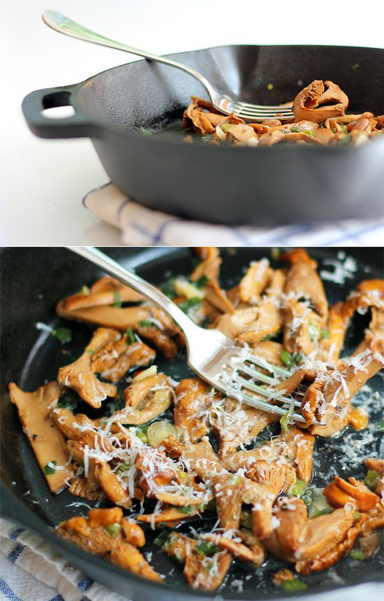 ... Chanterelle on Pinterest | Preserve, Care packages and Risotto recipes