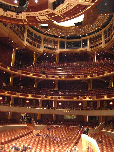 Meyerson Symphony Center Usa West 1 Pinterest Photos