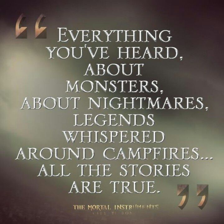Mortal instruments and infernal devices
