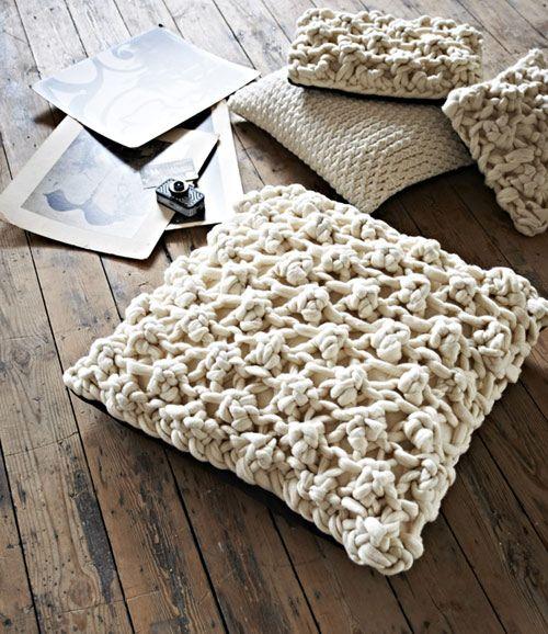 Ideas hechas a mano: El crochet