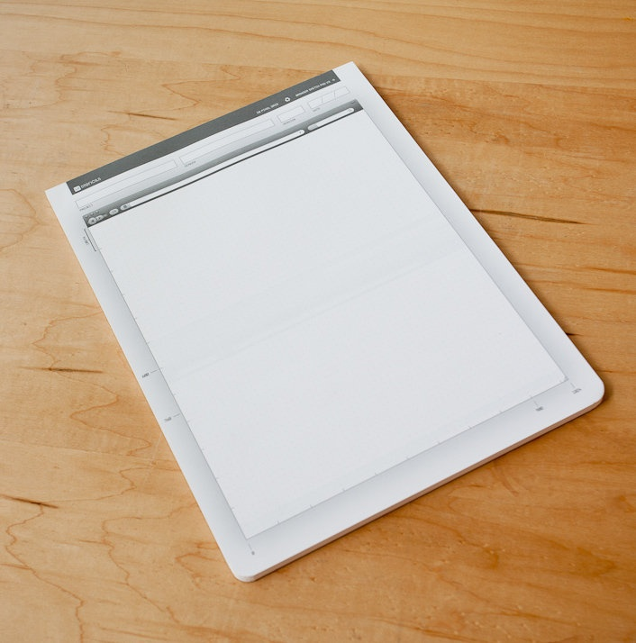 UI Stencils - Browser Sketch Pad