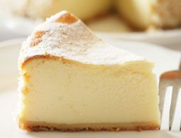 Tofu Cheesecake: Tastes almost like the real thing!