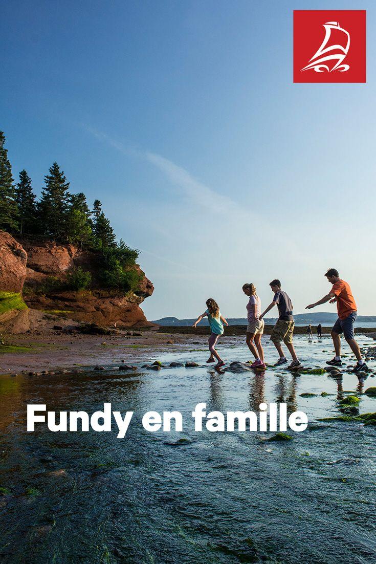 Fundy en famille | 10 arrêts pour des vacances imbattables avec les enfants dans la région du littoral de Fundy au Nouveau-Brunswick.
