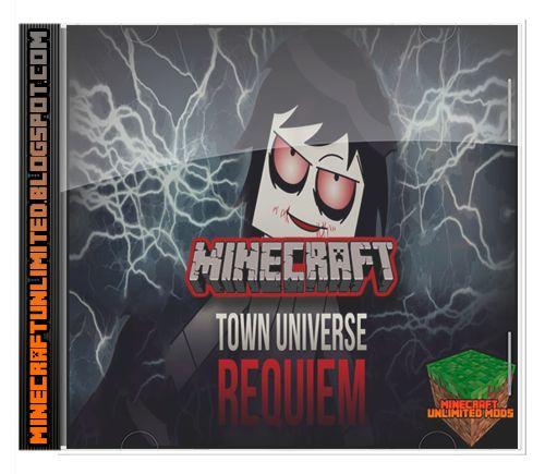 Minecraft Unlimited Mods: Town Universe Requiem Mods Pack [38 Mods] Todos lo...