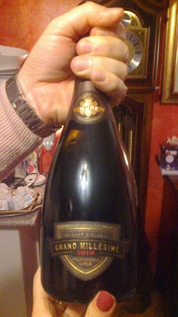 Other champenoise methode from France.. Alsace..