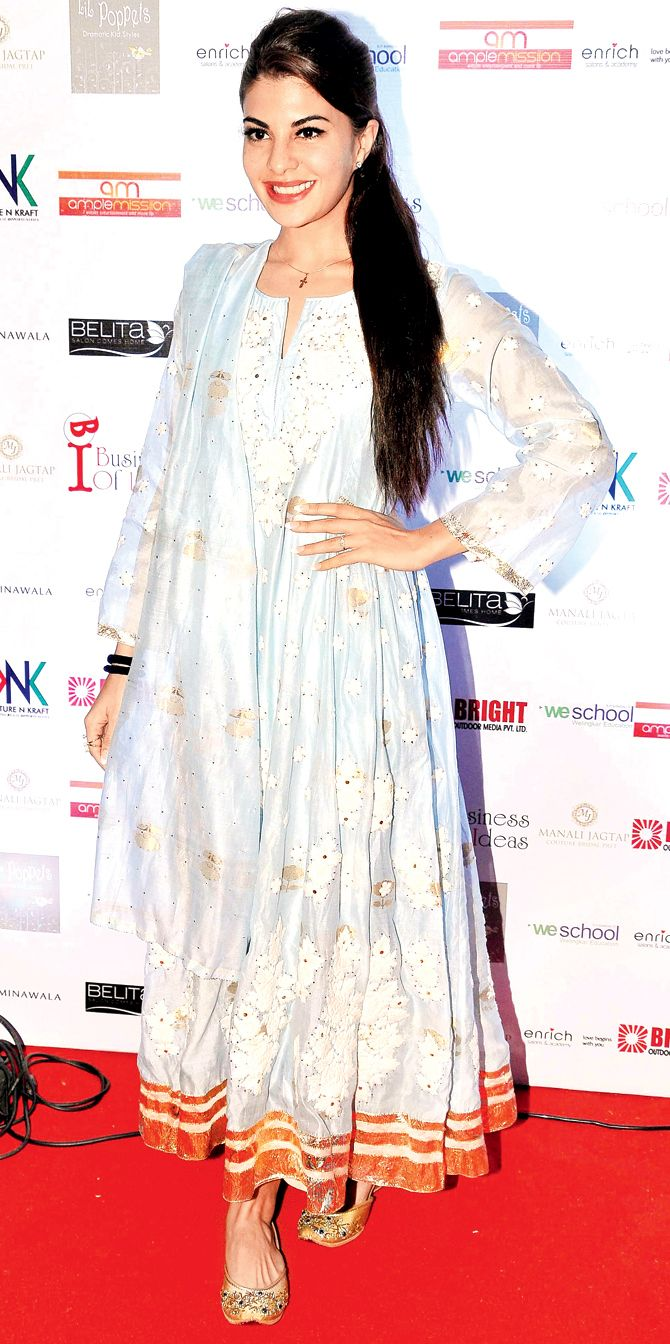 Jacqueline Fernandez at a 26/11 Mumbai Terror Attacks tribute show. #Bollywood #Fashion #Style #Beauty #Hot #Sexy #Desi