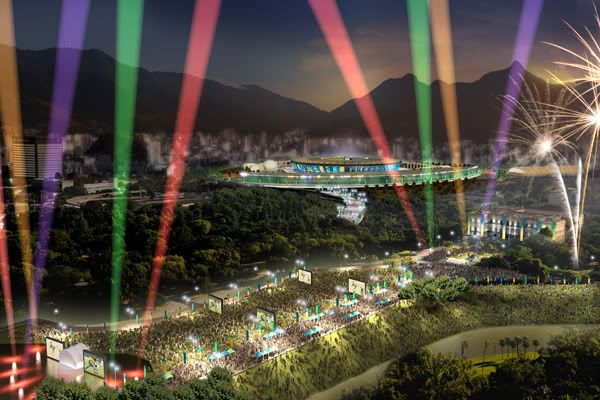 RIO DE JANEIRO - 2016 Summer Olympic Games | Games of the XXXI Olympiad - SkyscraperCity