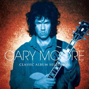 Gary Moore - The Classic Album Selection #Christmas #Gift #ideas
