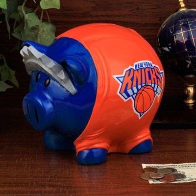 New York Knicks  Piggy Bank