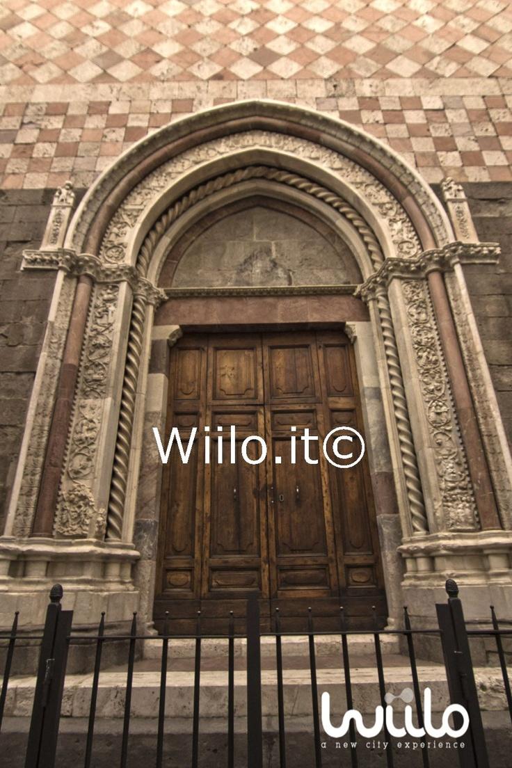 Piccola chiesa in stile gotico nel centro storico di Viterbo, fu eretta nel 1320 grazie alla generosità del notaio Fardo di Ugolino.  La vita di quest'ultimo fu caratterizzata da opere di generosità verso i più deboli e come ultimo atto donò tutti i suoi beni all'Ospedale di San Sisto.  ....leggi ancora