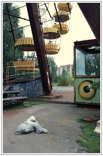 lost city of chernobyl, alexandr vikulov #abandoned