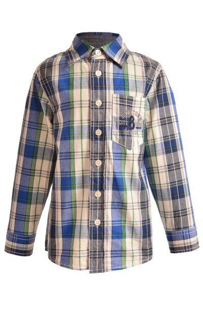 Camisa Benetton para bebé. #Benetton #moda #fashion #camisa #niños #bebés #modaparaniños