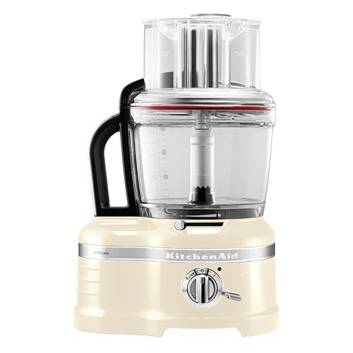 KitchenAid Artisan Almond Cream 4L Food Processor