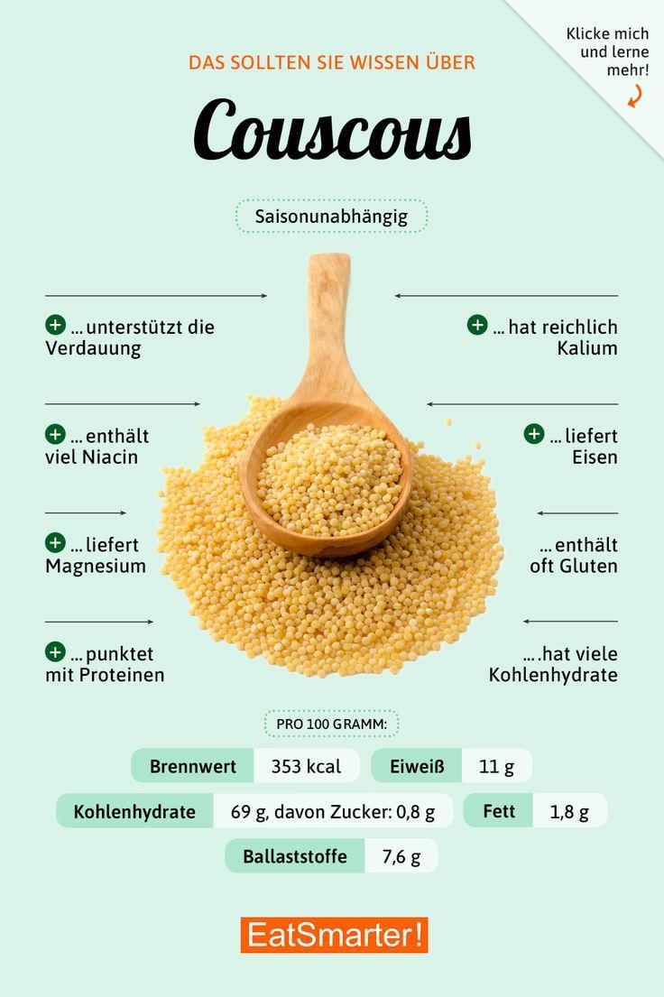 Couscous – das gesunde Inkakorn