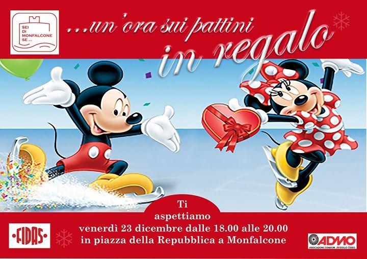 Brindisi ed un'ora sui pattini in regalo! @ Piazza Della Repubblica Monfalcone - 23-Dicembre https://www.evensi.it/brindisi-ed-unora-sui-pattini-in-regalo-piazza-della/195182862