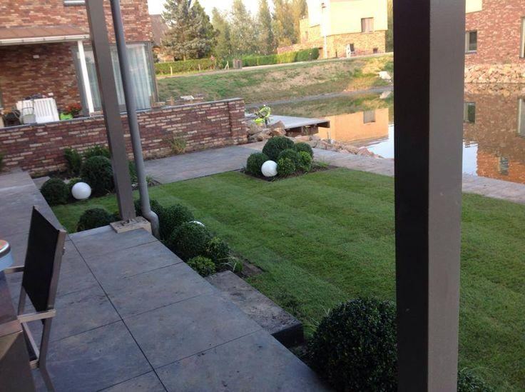 Beste afbeeldingen van eigentijdse tuinen terras