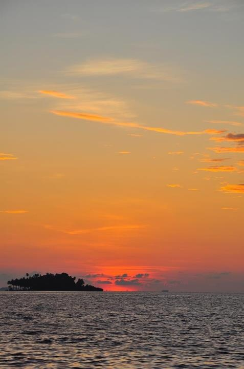 Sunset Raja Ampat