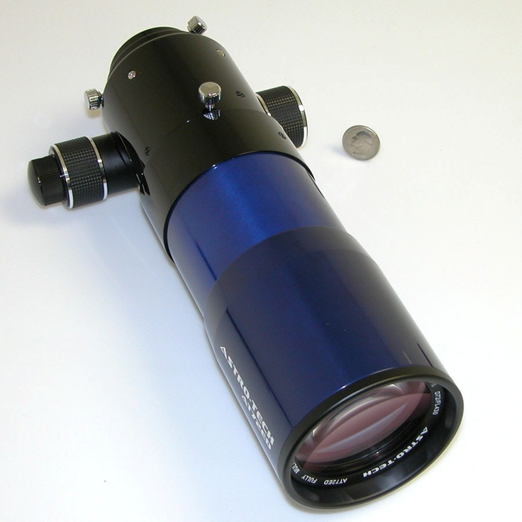 Astro-Tech - AT72ED 72mm f/6 ED doublet refractor, blue and black tube
