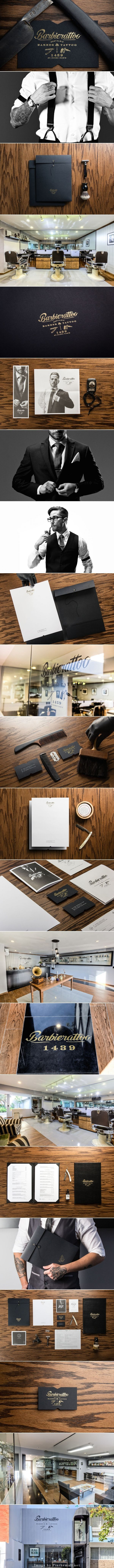 www.behance.net/… I especially like the packaging – the black envelope with th…
