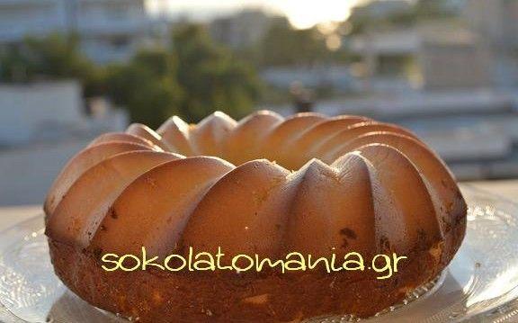 «Το πιο εύκολο  και αφράτο  κέικ  που φτιάξατε ποτέ!»,  από το sokolatomania.gr!