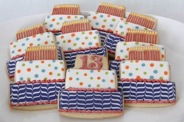 birthday cake cookies: Birthdays, Birthday Cookies, Cookie Ideas, Party Idea, Cookies Cakes, Cake Cookies Great, Birthday Cake Cookies 1 Jpg, Birthday Cakes