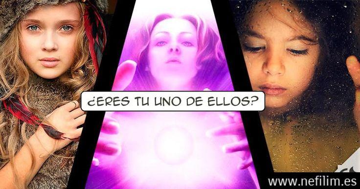 Niños Índigo Cristal y Arco Iris: LA SALVACIÓN de la humanidad. CONÓCELOS AQUI