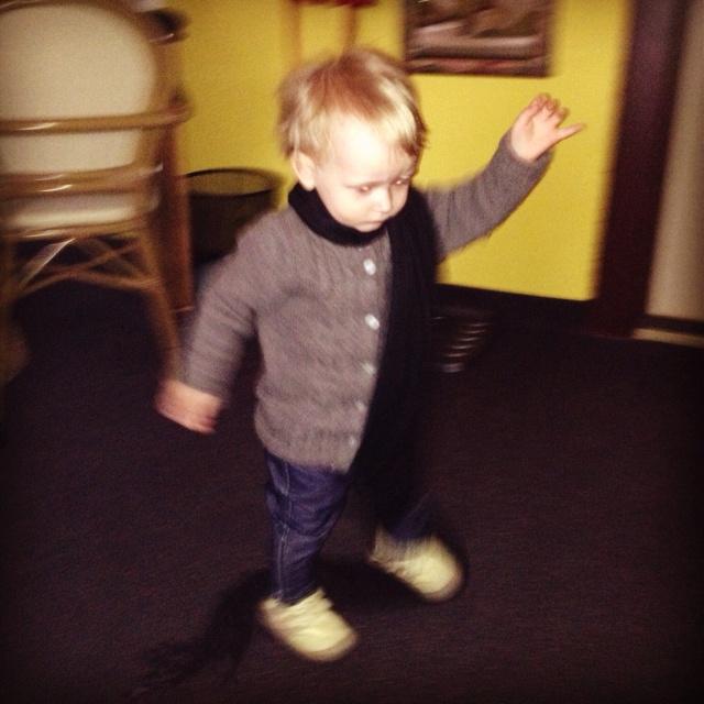 Dance blur