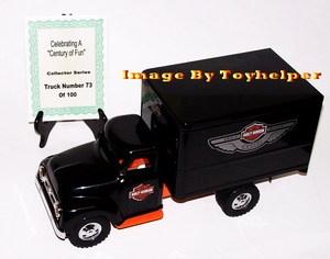 Desalle Tonka Harley Davidson Truck Van BOBTAIL RARE OB COA Absolutely Gorgeous | eBay