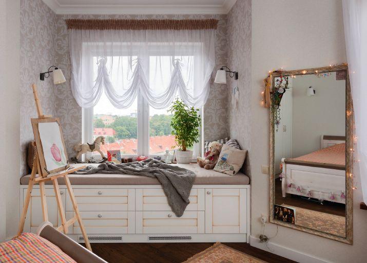 Детская комната в американском стиле