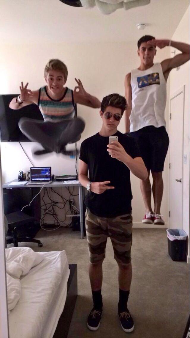 ❤Jack❤Nash❤Jack❤ aka jumping Jacks and Nash xD