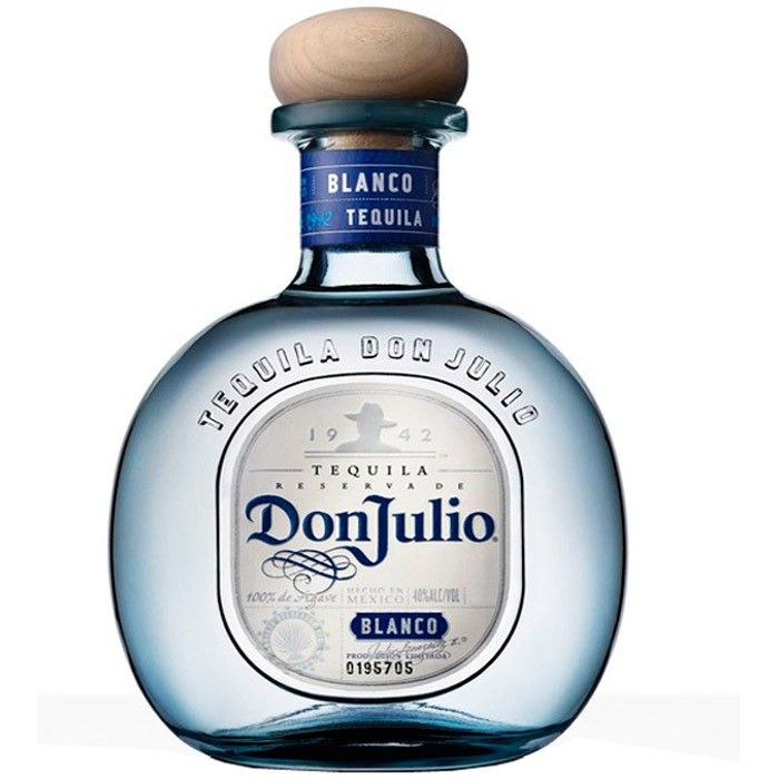 Don Julio Silver Tequila.You really can't go wrong with Don Julio Silver Tequila.   spiritedgifts.com