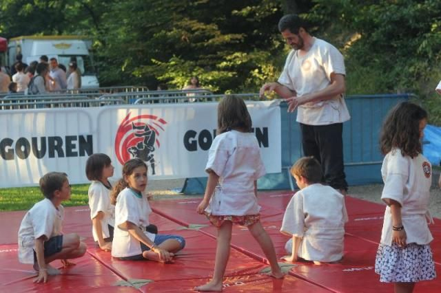 Des initiations aux sports et jeux traditionnels bretons sont organisés.
