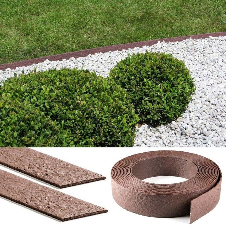 Les 25 meilleures id es de la cat gorie bordures de pelouse sur pinterest bordure de paysage for Allee de jardin sans herbe