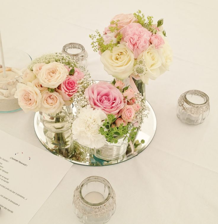 127 best centre de table chez fleur images on pinterest. Black Bedroom Furniture Sets. Home Design Ideas