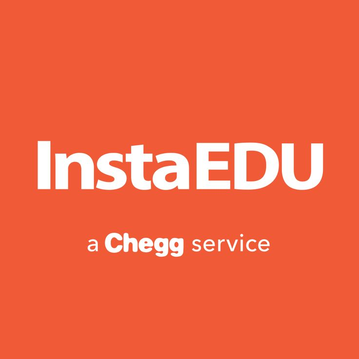 InstaEDU is the world's top online tutoring service. We connect students with tutors from top universities, combining the convenience of working online with the quality of in-person tutoring. On InstaEDU, students can get last-minute help, do regular lessons throughout the semester, or connect when a quick question arises during an assignment. Our individually screened tutors cover more than 2,500 subjects, ranging from basic subjects to AP material to advanced college courses.