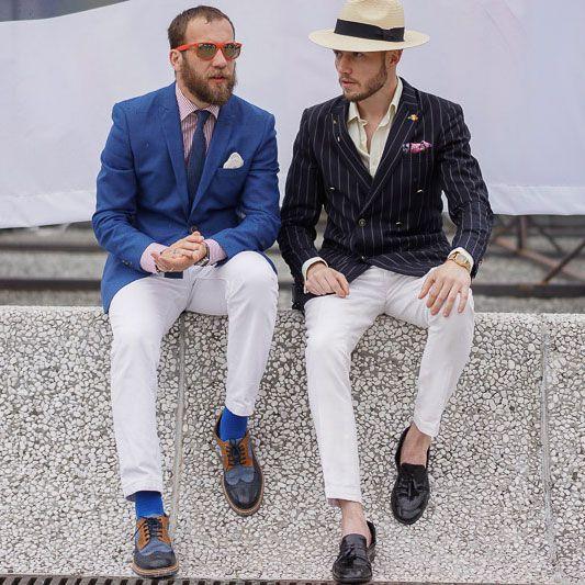 <結婚式 二次会 男性の服装カジュアル> 上品にオシャレ