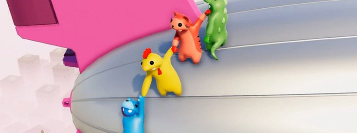 Double Fine's multiplayer brawler Gang Beasts now has a confirmed PS4 release date. The hilarious co-op title is out on PS4 on the 12th of December 2017