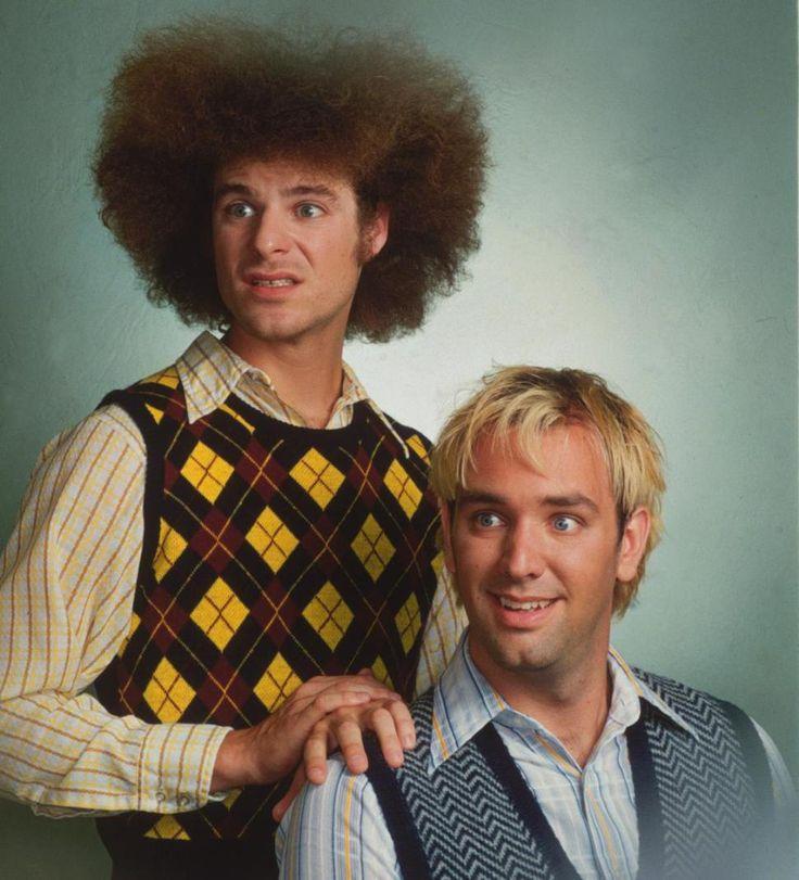 Matt Stone and Trey Parker.