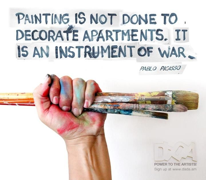 Quotes About Art And Painting Painting quotes - painting is