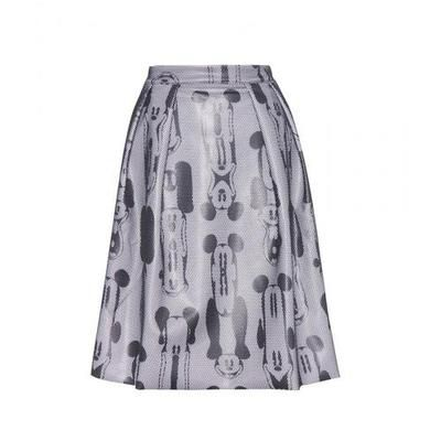 Wood Wood - Disney & Wood Wood – Zoe printed skirt #printedskirt #woodwood #women #designer #covetme