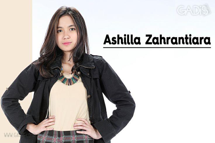Ashilla Zahrantiara. Lovely!