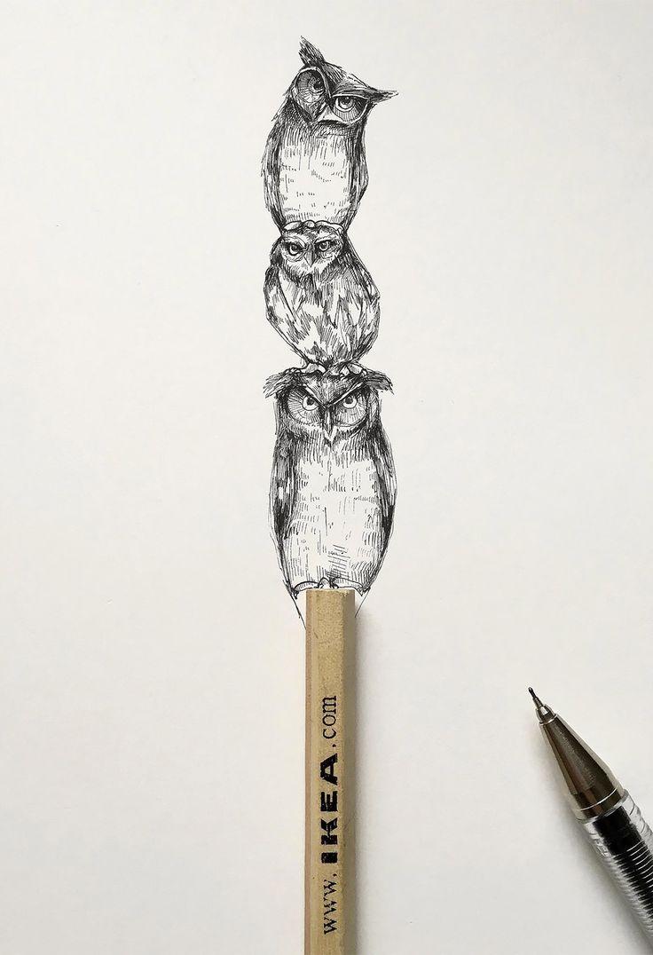 Hand Drawn Animal Illustrations by Alfred Basha   Inspiration Grid   Design Inspiration