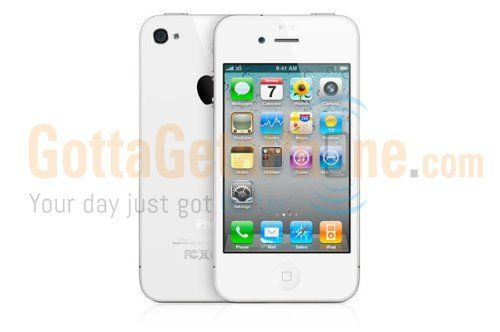 Apple iPhone 4S 64GB Smartphone White (LOCKED to AT&T) Siri voice assistant / iCloud, App Store, Air Print, Retina display. 8 mega pixel camera with full 1080p video recording. Locked to AT&T without contract. iphone 4S with Siri.  #Apple #Wireless