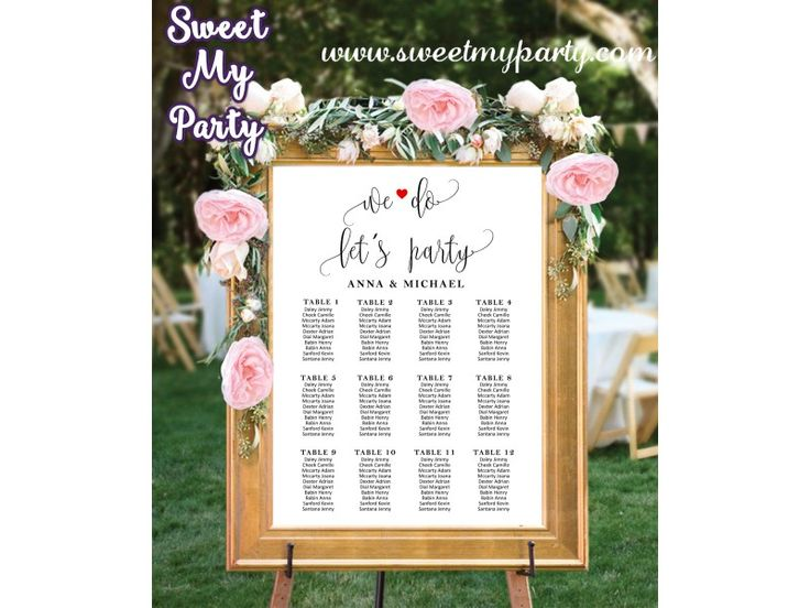 Rustic Wedding Seating Chart Ideas: 25+ Best Ideas About Table Seating Chart On Pinterest