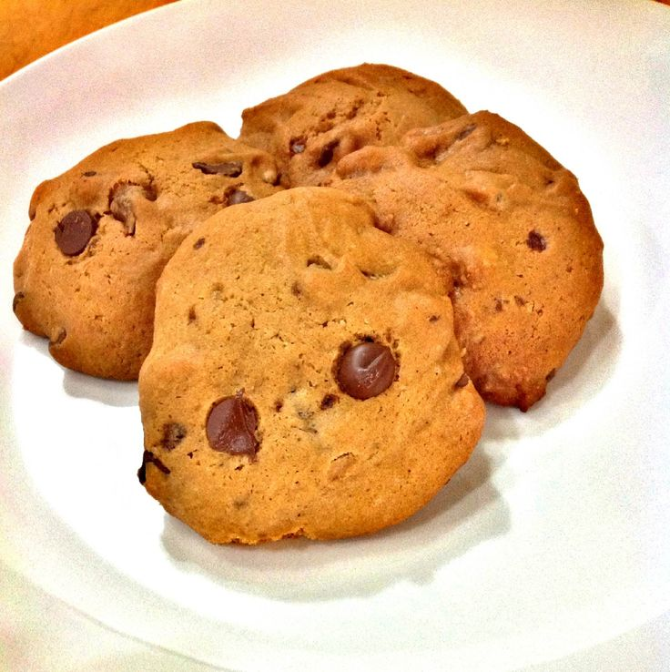 #Best #Soft #Chocolate #chip #cookies