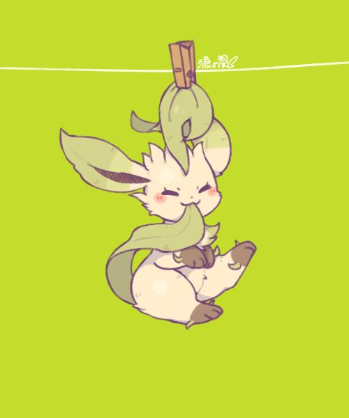 Taiwanese | ♀ | kemono | pokemon